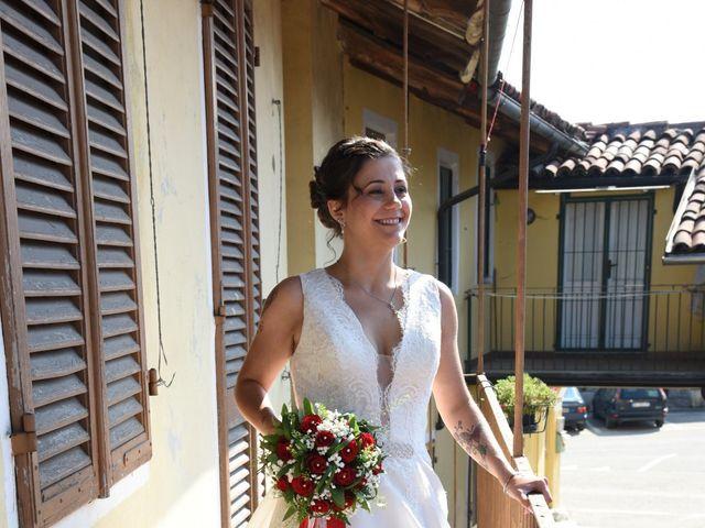 Il matrimonio di Fabiana e Maurizio a Castelnuovo Don Bosco, Asti 11
