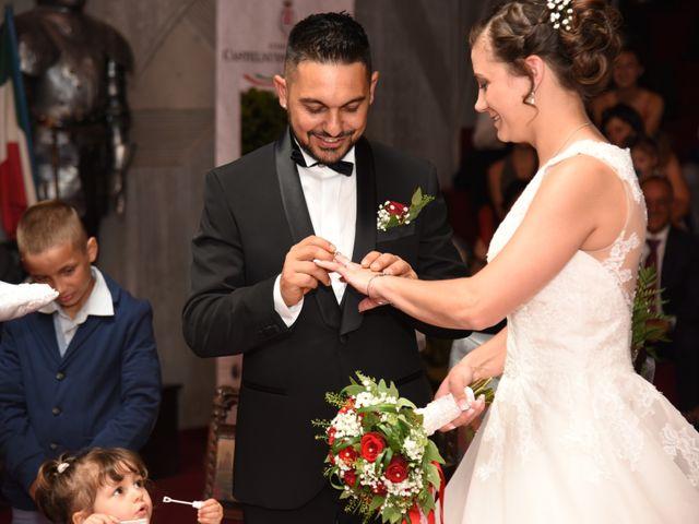 Il matrimonio di Fabiana e Maurizio a Castelnuovo Don Bosco, Asti 18
