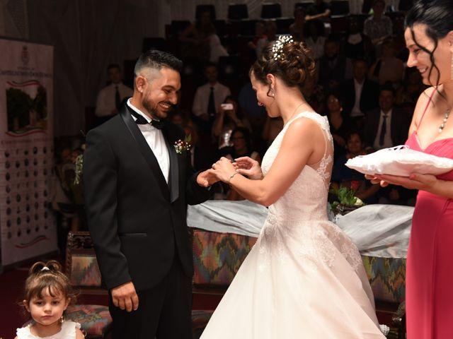 Il matrimonio di Fabiana e Maurizio a Castelnuovo Don Bosco, Asti 19