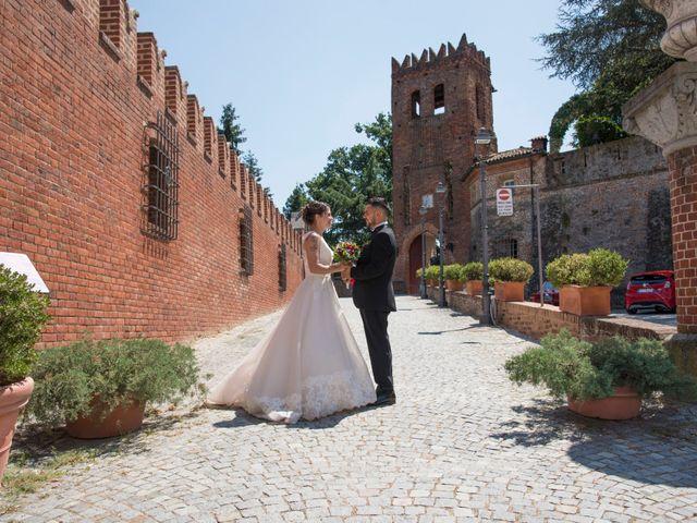 Il matrimonio di Fabiana e Maurizio a Castelnuovo Don Bosco, Asti 21