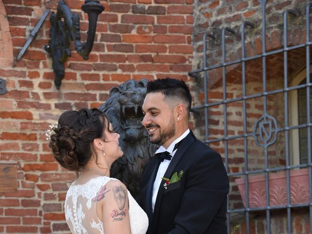 Il matrimonio di Fabiana e Maurizio a Castelnuovo Don Bosco, Asti 22