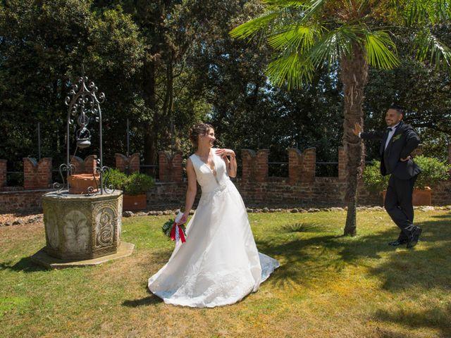 Il matrimonio di Fabiana e Maurizio a Castelnuovo Don Bosco, Asti 28