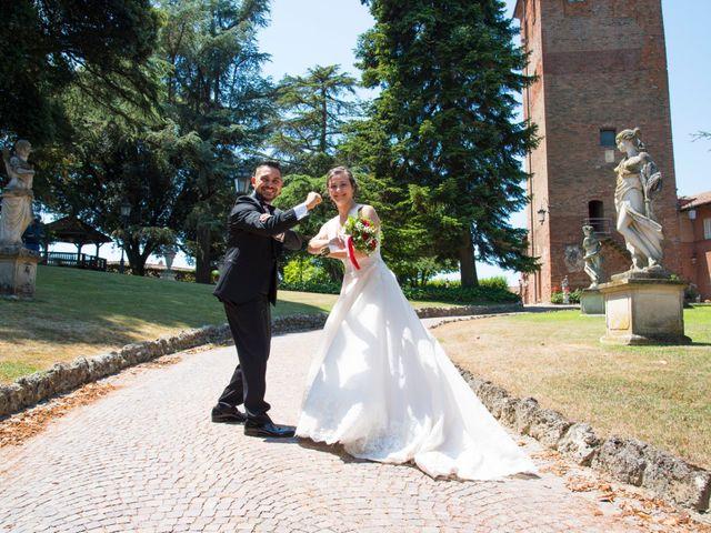 Il matrimonio di Fabiana e Maurizio a Castelnuovo Don Bosco, Asti 30