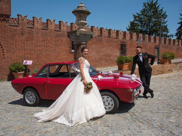Il matrimonio di Fabiana e Maurizio a Castelnuovo Don Bosco, Asti 31