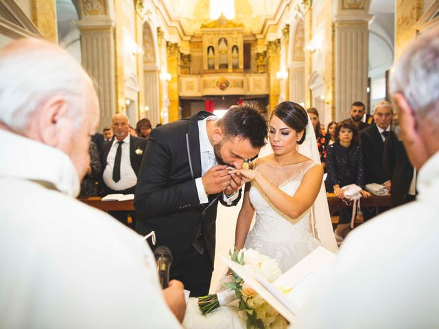 Il matrimonio di Alessandra e Gianluca a Castro dei Volsci, Frosinone 21