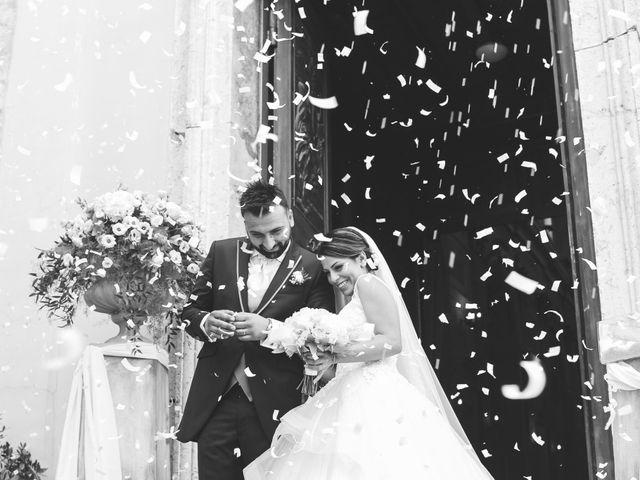 Il matrimonio di Alessandra e Gianluca a Castro dei Volsci, Frosinone 22