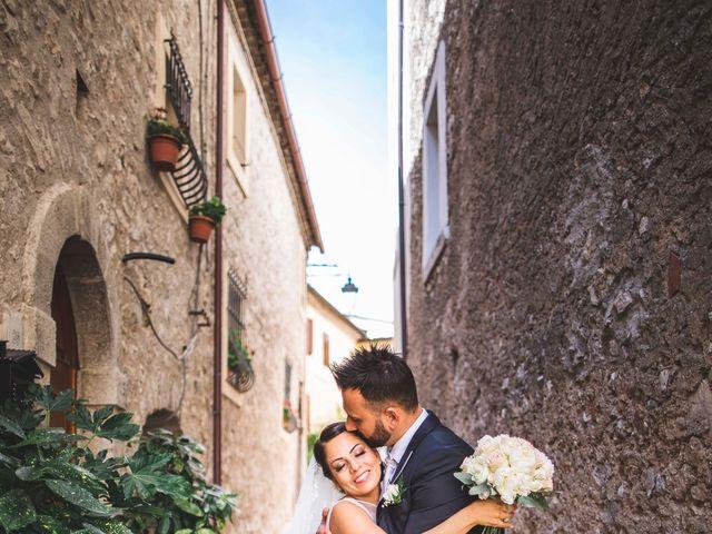 Il matrimonio di Alessandra e Gianluca a Castro dei Volsci, Frosinone 26