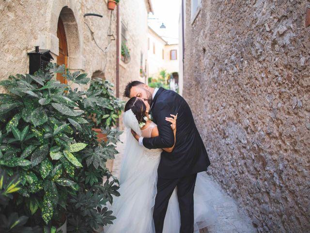 Il matrimonio di Alessandra e Gianluca a Castro dei Volsci, Frosinone 27