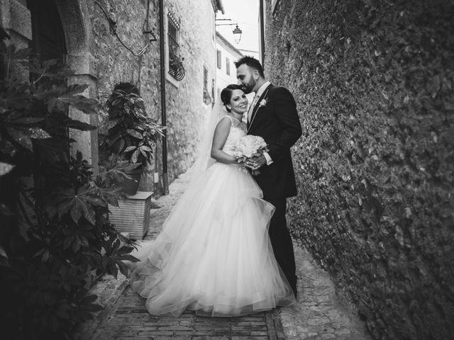 Il matrimonio di Alessandra e Gianluca a Castro dei Volsci, Frosinone 2