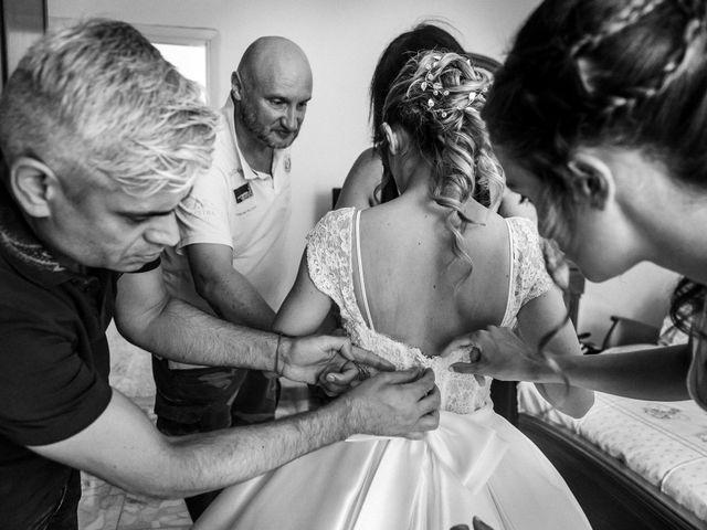 Il matrimonio di Sara e Marco a Montemurlo, Prato 7