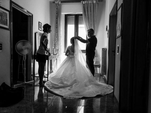 Il matrimonio di Sara e Marco a Montemurlo, Prato 8