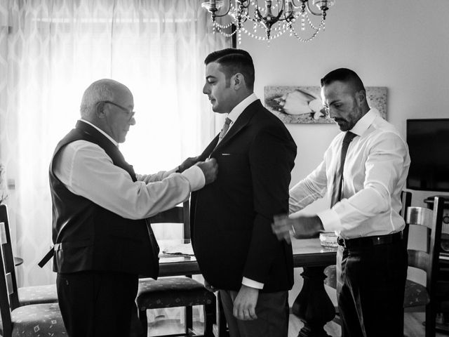Il matrimonio di Sara e Marco a Montemurlo, Prato 9