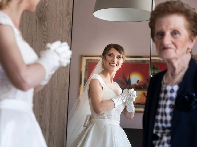 Il matrimonio di Sara e Marco a Montemurlo, Prato 18