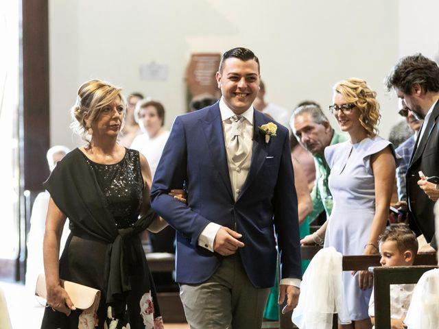 Il matrimonio di Sara e Marco a Montemurlo, Prato 23