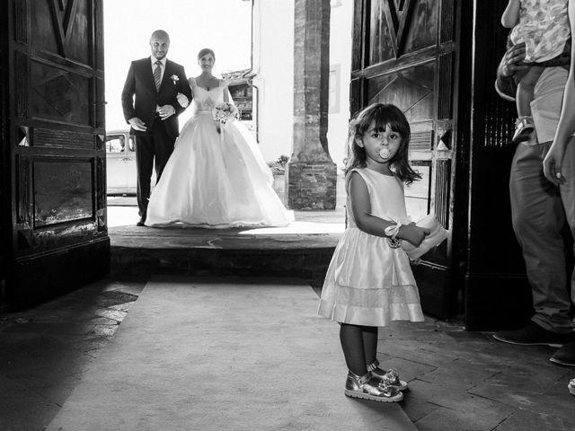 Il matrimonio di Sara e Marco a Montemurlo, Prato 26