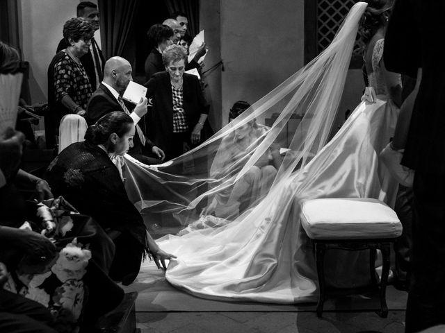 Il matrimonio di Sara e Marco a Montemurlo, Prato 32