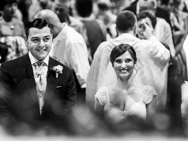 Il matrimonio di Sara e Marco a Montemurlo, Prato 33