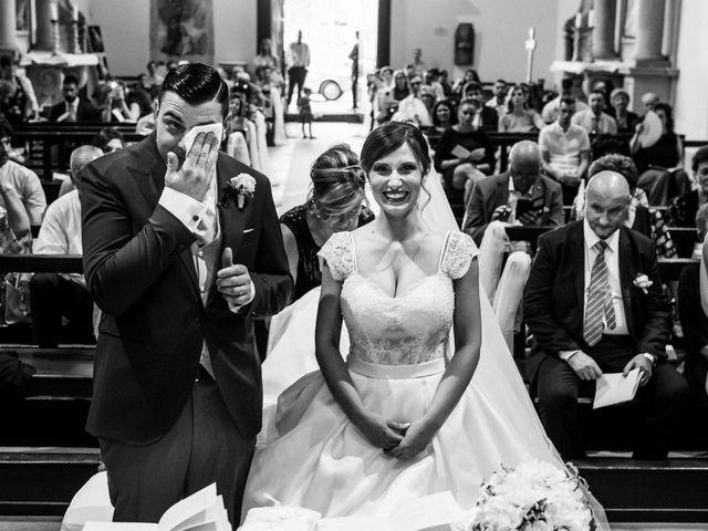 Il matrimonio di Sara e Marco a Montemurlo, Prato 38