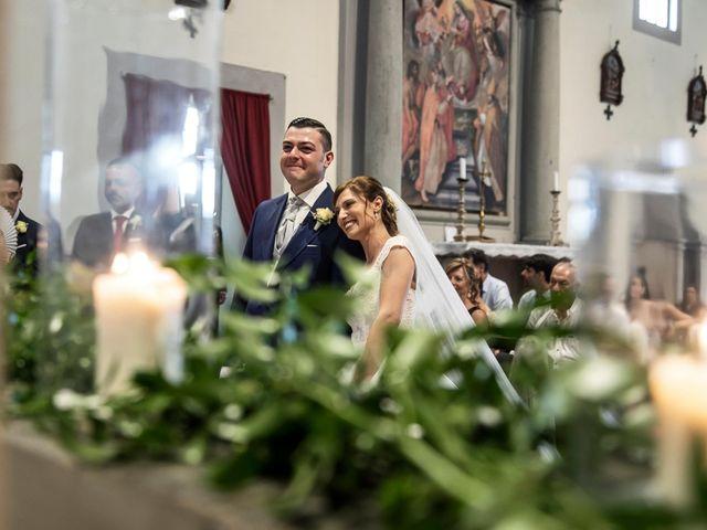 Il matrimonio di Sara e Marco a Montemurlo, Prato 39