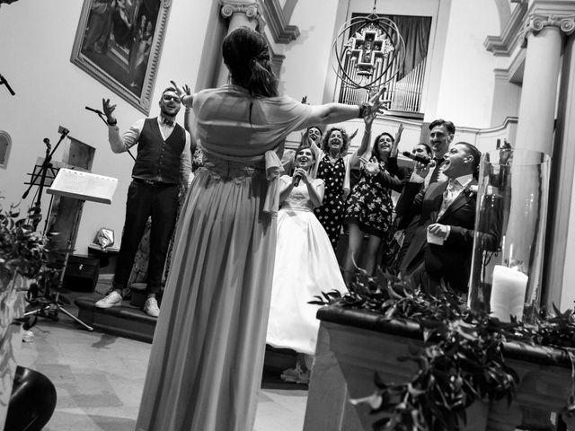 Il matrimonio di Sara e Marco a Montemurlo, Prato 40