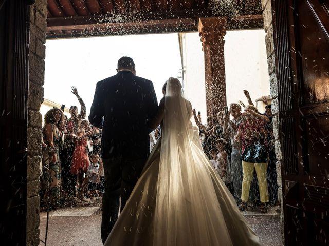 Il matrimonio di Sara e Marco a Montemurlo, Prato 43