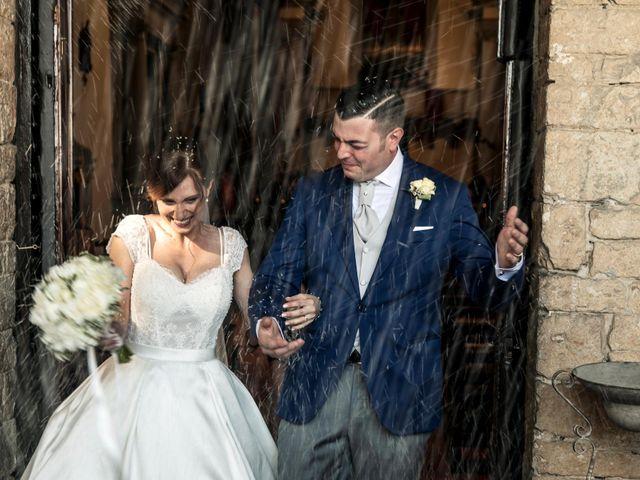 Il matrimonio di Sara e Marco a Montemurlo, Prato 44