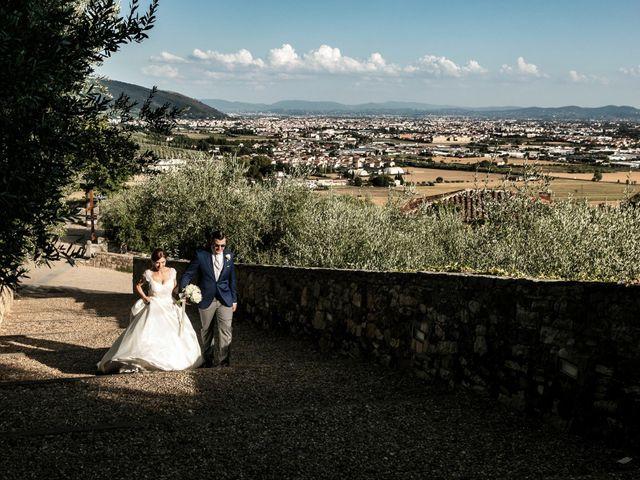 Il matrimonio di Sara e Marco a Montemurlo, Prato 46