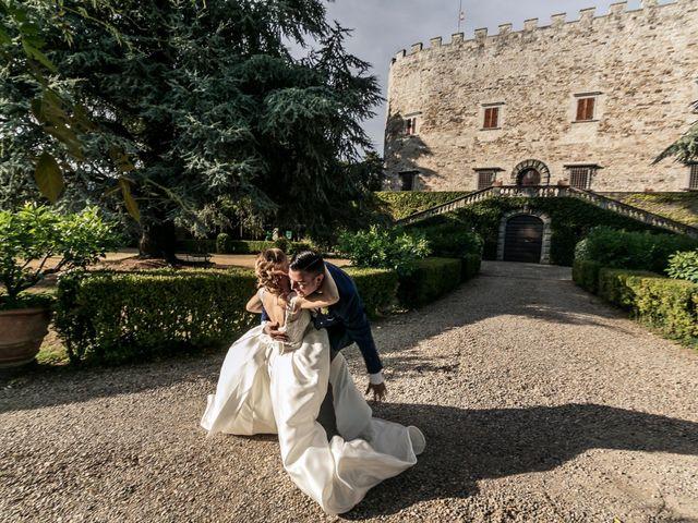 Il matrimonio di Sara e Marco a Montemurlo, Prato 54