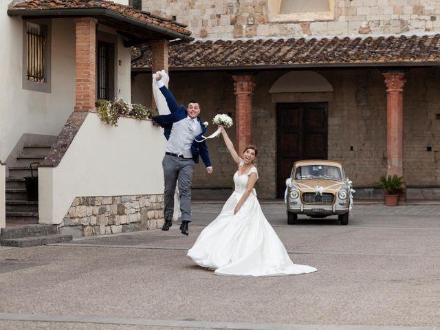 Il matrimonio di Sara e Marco a Montemurlo, Prato 61