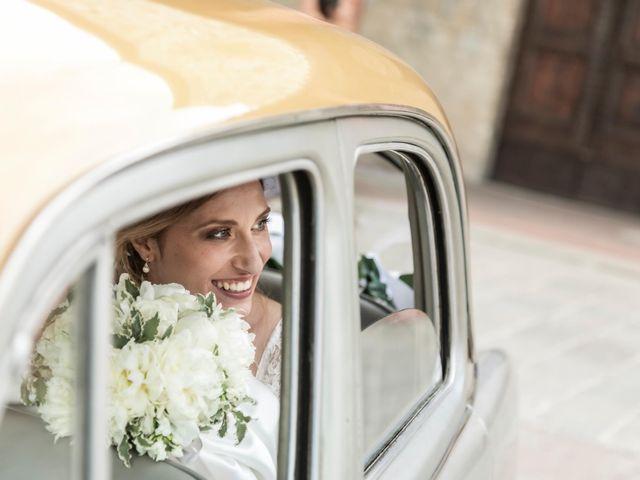 Il matrimonio di Sara e Marco a Montemurlo, Prato 62