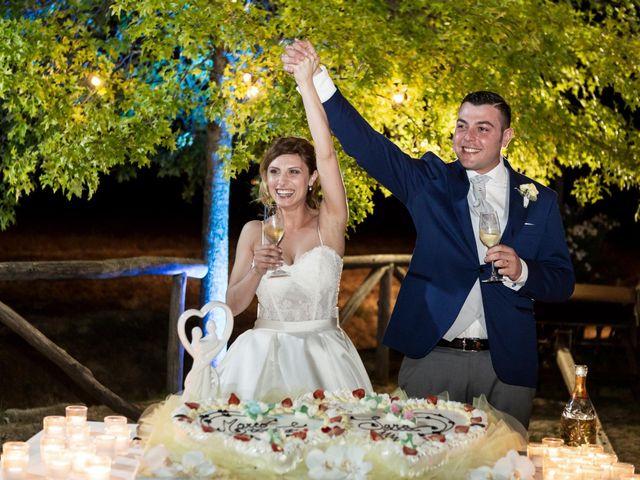Il matrimonio di Sara e Marco a Montemurlo, Prato 78