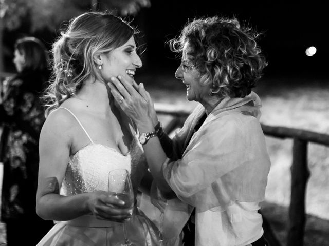 Il matrimonio di Sara e Marco a Montemurlo, Prato 79
