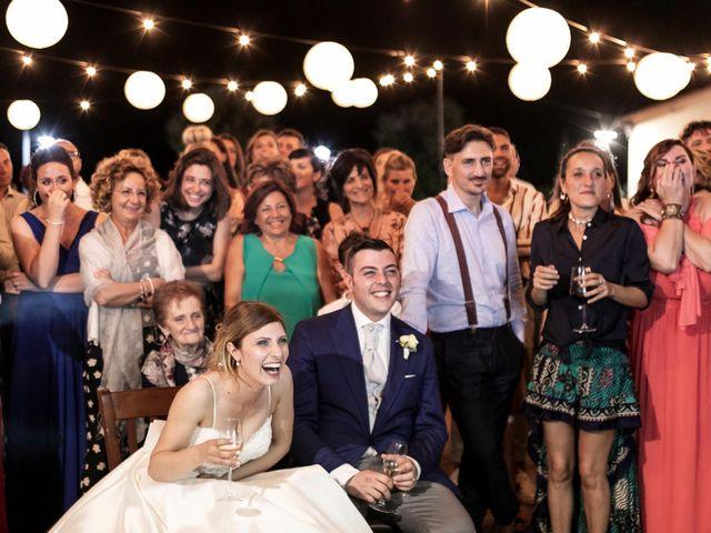 Il matrimonio di Sara e Marco a Montemurlo, Prato 80