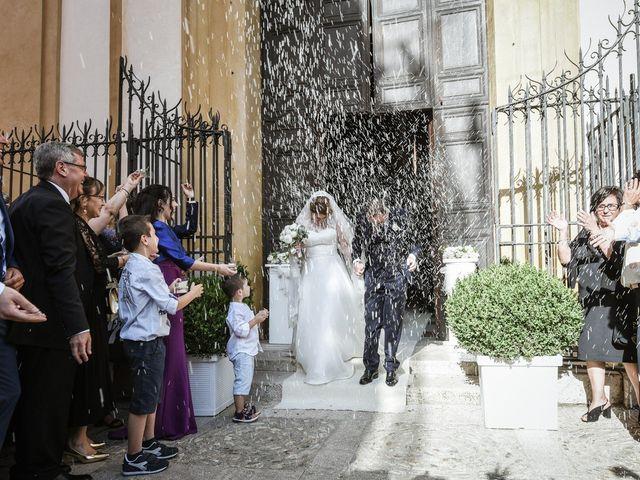 Il matrimonio di Giovanni e Chiara a Castellammare del Golfo, Trapani 28