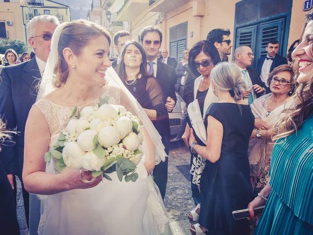 Il matrimonio di Giovanni e Chiara a Castellammare del Golfo, Trapani 29