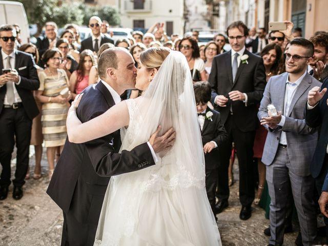 Il matrimonio di Giovanni e Chiara a Castellammare del Golfo, Trapani 30