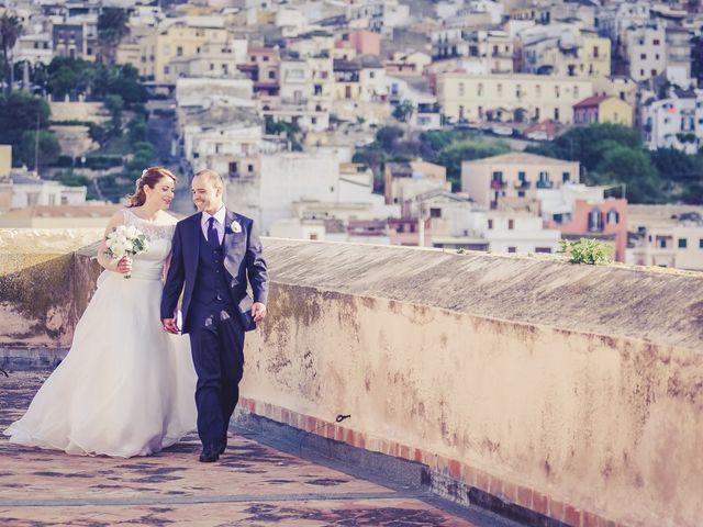 Il matrimonio di Giovanni e Chiara a Castellammare del Golfo, Trapani 33