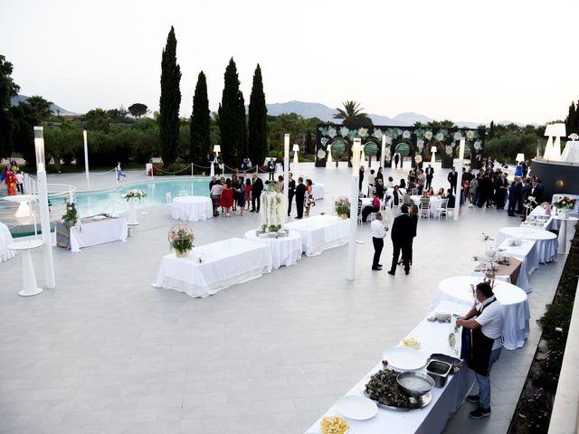 Il matrimonio di Giovanni e Chiara a Castellammare del Golfo, Trapani 44