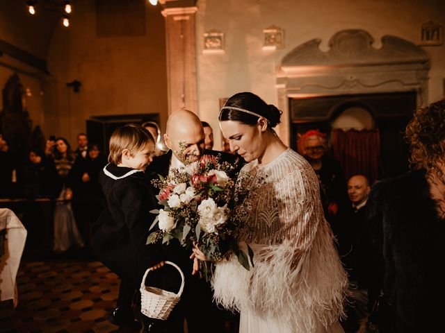Il matrimonio di Silvano e Elettra a Firenze, Firenze 34