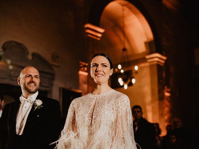 Il matrimonio di Silvano e Elettra a Firenze, Firenze 40