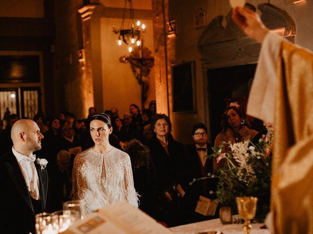 Il matrimonio di Silvano e Elettra a Firenze, Firenze 41