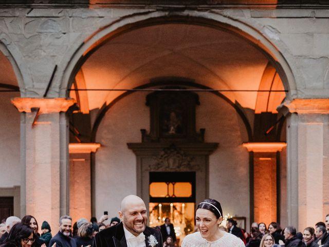 Il matrimonio di Silvano e Elettra a Firenze, Firenze 50