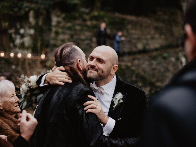 Il matrimonio di Silvano e Elettra a Firenze, Firenze 51
