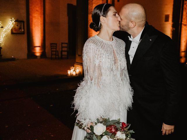 Il matrimonio di Silvano e Elettra a Firenze, Firenze 56
