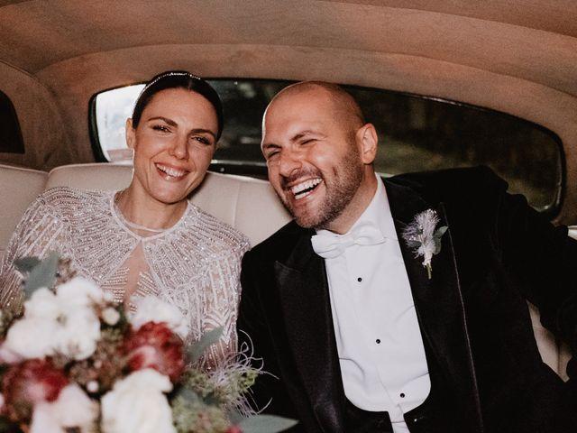 Il matrimonio di Silvano e Elettra a Firenze, Firenze 1