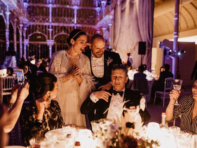 Il matrimonio di Silvano e Elettra a Firenze, Firenze 81