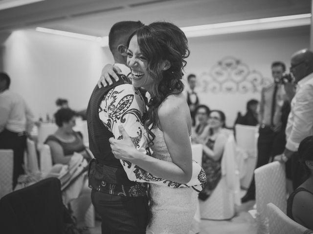 Le nozze di Valentina e Francesco