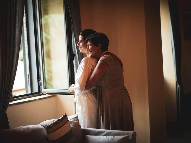 Il matrimonio di Corinna e Andrea a Roma, Roma 7