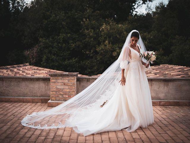 Il matrimonio di Corinna e Andrea a Roma, Roma 12