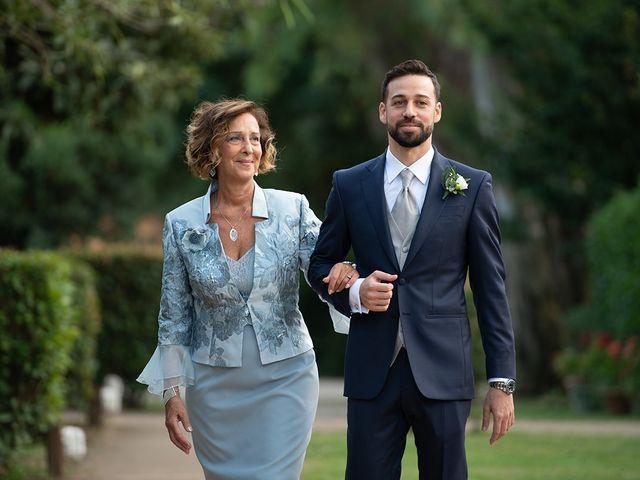 Il matrimonio di Corinna e Andrea a Roma, Roma 15
